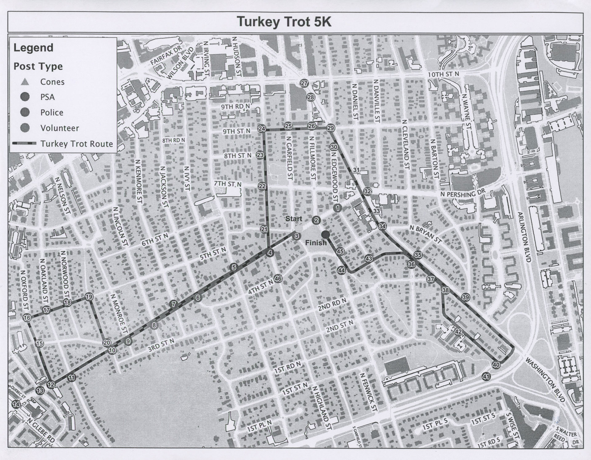 arlington-va-turkey-trot-race-course-map